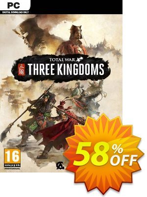 Total War: Three Kingdoms PC (EU) discount coupon Total War: Three Kingdoms PC (EU) Deal - Total War: Three Kingdoms PC (EU) Exclusive offer for iVoicesoft