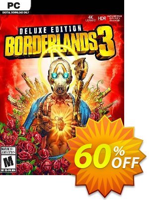 Borderlands 3 Deluxe Edition PC (Asia) Coupon discount Borderlands 3 Deluxe Edition PC (Asia) Deal - Borderlands 3 Deluxe Edition PC (Asia) Exclusive offer for iVoicesoft