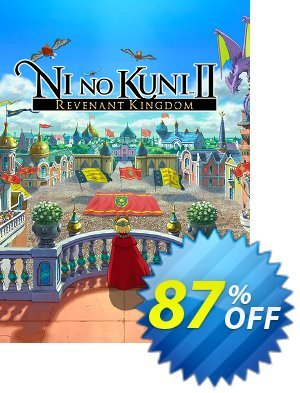 Ni No Kuni II: Revenant Kingdom PC discount coupon Ni No Kuni II: Revenant Kingdom PC Deal - Ni No Kuni II: Revenant Kingdom PC Exclusive offer for iVoicesoft