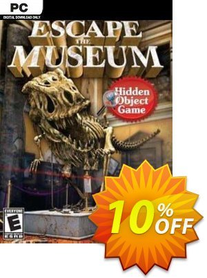 Escape The Museum PC Coupon discount Escape The Museum PC Deal. Promotion: Escape The Museum PC Exclusive offer for iVoicesoft