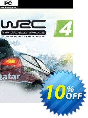 WRC 4 FIA World Rally Championship PC Coupon discount WRC 4 FIA World Rally Championship PC Deal - WRC 4 FIA World Rally Championship PC Exclusive offer for iVoicesoft