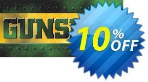 Gunship! PC Gutschein rabatt Gunship! PC Deal Aktion: Gunship! PC Exclusive offer for iVoicesoft