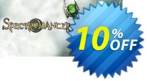 Spectromancer PC 優惠券,折扣碼 Spectromancer PC Deal,促銷代碼: Spectromancer PC Exclusive offer for iVoicesoft
