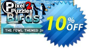 Pixel Puzzles 2 Birds PC Coupon discount Pixel Puzzles 2 Birds PC Deal. Promotion: Pixel Puzzles 2 Birds PC Exclusive offer for iVoicesoft