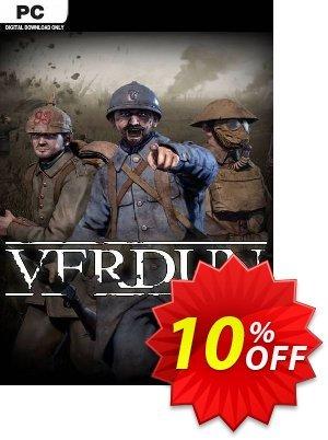 Verdun PC Coupon discount Verdun PC Deal. Promotion: Verdun PC Exclusive offer for iVoicesoft