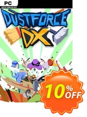 Dustforce DX PC 優惠券,折扣碼 Dustforce DX PC Deal,促銷代碼: Dustforce DX PC Exclusive offer for iVoicesoft