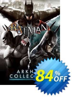 Batman: Arkham Collection PC discount coupon Batman: Arkham Collection PC Deal - Batman: Arkham Collection PC Exclusive offer for iVoicesoft