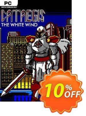 Cataegis The White Wind PC 優惠券,折扣碼 Cataegis The White Wind PC Deal,促銷代碼: Cataegis The White Wind PC Exclusive offer for iVoicesoft
