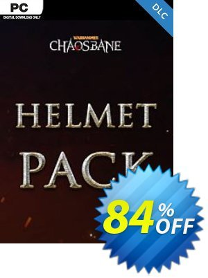 Warhammer Chaosbane PC - Helmet Pack DLC discount coupon Warhammer Chaosbane PC - Helmet Pack DLC Deal - Warhammer Chaosbane PC - Helmet Pack DLC Exclusive offer for iVoicesoft