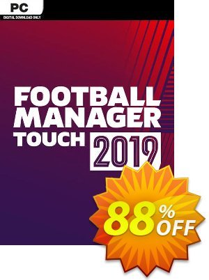 Football Manager Touch 2019 PC (EU) Coupon discount Football Manager Touch 2020 PC (EU) Deal - Football Manager Touch 2020 PC (EU) Exclusive offer for iVoicesoft