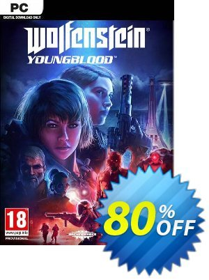 Wolfenstein: Youngblood PC discount coupon Wolfenstein: Youngblood PC Deal - Wolfenstein: Youngblood PC Exclusive offer for iVoicesoft
