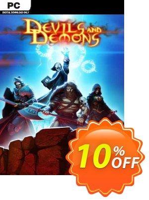 Devils & Demons PC discount coupon Devils & Demons PC Deal - Devils & Demons PC Exclusive offer for iVoicesoft