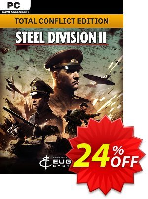 Steel Division 2 - Total Conflict Edition PC Coupon, discount Steel Division 2 - Total Conflict Edition PC Deal. Promotion: Steel Division 2 - Total Conflict Edition PC Exclusive offer for iVoicesoft