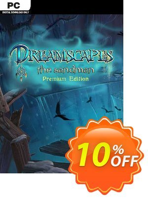 Dreamscapes The Sandman Premium Edition PC discount coupon Dreamscapes The Sandman Premium Edition PC Deal - Dreamscapes The Sandman Premium Edition PC Exclusive offer for iVoicesoft