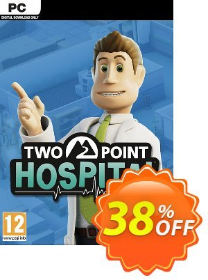 Two Point Hospital PC (EU) Coupon, discount Two Point Hospital PC (EU) Deal. Promotion: Two Point Hospital PC (EU) Exclusive offer for iVoicesoft