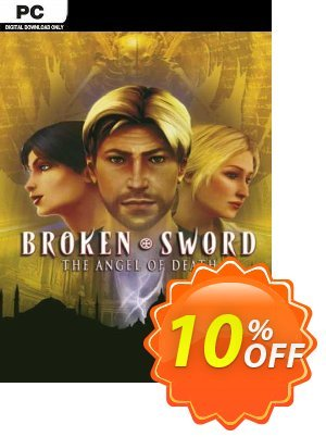 Broken Sword 4 the Angel of Death PC discount coupon Broken Sword 4 the Angel of Death PC Deal - Broken Sword 4 the Angel of Death PC Exclusive offer for iVoicesoft