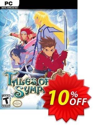 Tales of Symphonia PC 프로모션 코드 Tales of Symphonia PC Deal 프로모션: Tales of Symphonia PC Exclusive offer for iVoicesoft