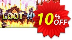 Loot Hero DX PC 프로모션 코드 Loot Hero DX PC Deal 프로모션: Loot Hero DX PC Exclusive offer for iVoicesoft