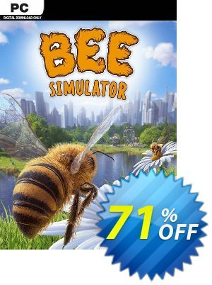 Bee Simulator PC Coupon discount Bee Simulator PC Deal. Promotion: Bee Simulator PC Exclusive offer for iVoicesoft
