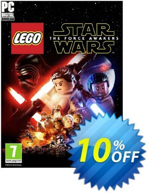 LEGO Star Wars: The Force Awakens PC Coupon, discount LEGO Star Wars: The Force Awakens PC Deal. Promotion: LEGO Star Wars: The Force Awakens PC Exclusive offer for iVoicesoft