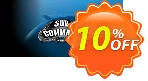 Sub Command PC Coupon discount Sub Command PC Deal. Promotion: Sub Command PC Exclusive offer for iVoicesoft