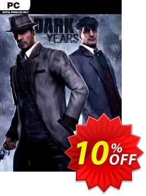 Dark Years PC Coupon discount Dark Years PC Deal. Promotion: Dark Years PC Exclusive offer for iVoicesoft