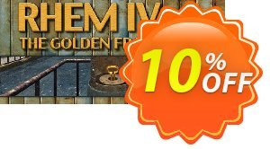 RHEM IV The Golden Fragments SE PC Coupon discount RHEM IV The Golden Fragments SE PC Deal. Promotion: RHEM IV The Golden Fragments SE PC Exclusive offer for iVoicesoft