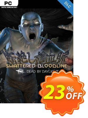 Dead by Daylight PC - Shattered Bloodline DLC discount coupon Dead by Daylight PC - Shattered Bloodline DLC Deal - Dead by Daylight PC - Shattered Bloodline DLC Exclusive offer for iVoicesoft