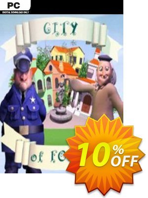City of Fools PC 優惠券,折扣碼 City of Fools PC Deal,促銷代碼: City of Fools PC Exclusive offer for iVoicesoft