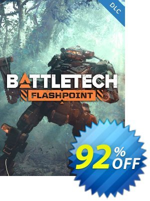 Battletech Flashpoint DLC PC Coupon, discount Battletech Flashpoint DLC PC Deal. Promotion: Battletech Flashpoint DLC PC Exclusive offer for iVoicesoft