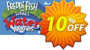 Freddi Fish and Luther's Water Worries PC 優惠券,折扣碼 Freddi Fish and Luther's Water Worries PC Deal,促銷代碼: Freddi Fish and Luther's Water Worries PC Exclusive offer for iVoicesoft