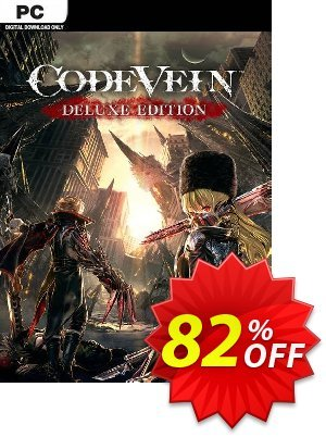 Code Vein - Deluxe Edition PC discount coupon Code Vein - Deluxe Edition PC Deal - Code Vein - Deluxe Edition PC Exclusive offer for iVoicesoft