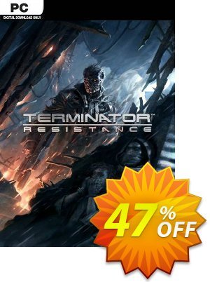 Terminator: Resistance PC Coupon discount Terminator: Resistance PC Deal. Promotion: Terminator: Resistance PC Exclusive offer for iVoicesoft