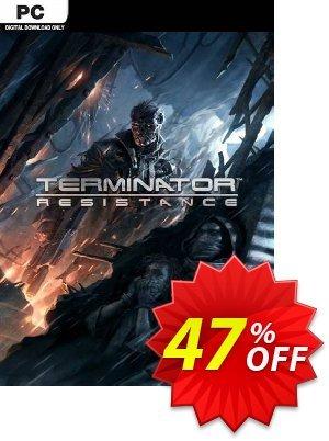 Terminator: Resistance PC 프로모션 코드 Terminator: Resistance PC Deal 프로모션: Terminator: Resistance PC Exclusive offer for iVoicesoft
