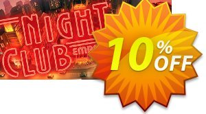 Nightclub Emporium PC Coupon discount Nightclub Emporium PC Deal - Nightclub Emporium PC Exclusive offer for iVoicesoft