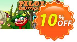 Pilot Brothers PC 優惠券,折扣碼 Pilot Brothers PC Deal,促銷代碼: Pilot Brothers PC Exclusive offer for iVoicesoft