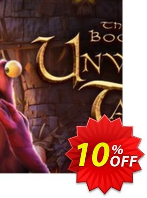 The Book of Unwritten Tales PC Coupon, discount The Book of Unwritten Tales PC Deal. Promotion: The Book of Unwritten Tales PC Exclusive offer for iVoicesoft