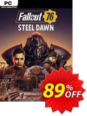 Fallout 76 PC (EMEA) Coupon, discount Fallout 76 PC (EMEA) Deal. Promotion: Fallout 76 PC (EMEA) Exclusive offer for iVoicesoft