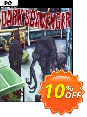 Dark Scavenger PC 優惠券,折扣碼 Dark Scavenger PC Deal,促銷代碼: Dark Scavenger PC Exclusive offer for iVoicesoft