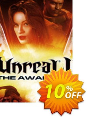 Unreal 2 The Awakening PC Coupon discount Unreal 2 The Awakening PC Deal - Unreal 2 The Awakening PC Exclusive offer for iVoicesoft