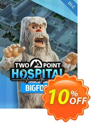 Two Point Hospital PC Bigfoot DLC Coupon discount Two Point Hospital PC Bigfoot DLC Deal - Two Point Hospital PC Bigfoot DLC Exclusive offer for iVoicesoft
