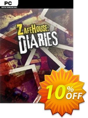 Zafehouse Diaries PC 프로모션 코드 Zafehouse Diaries PC Deal 프로모션: Zafehouse Diaries PC Exclusive offer for iVoicesoft