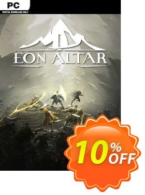 Eon Altar PC 優惠券,折扣碼 Eon Altar PC Deal,促銷代碼: Eon Altar PC Exclusive offer for iVoicesoft