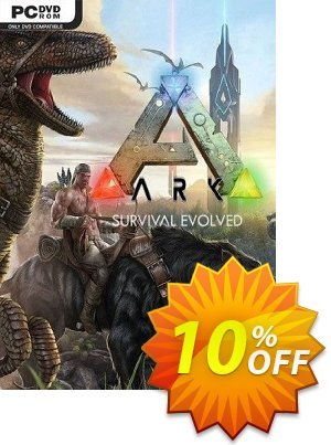 ARK: Survival Evolved PC 프로모션 코드 ARK: Survival Evolved PC Deal 프로모션: ARK: Survival Evolved PC Exclusive offer for iVoicesoft