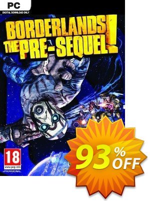 Borderlands The Pre-sequel PC (WW) Coupon discount Borderlands The Pre-sequel PC (WW) Deal - Borderlands The Pre-sequel PC (WW) Exclusive offer for iVoicesoft