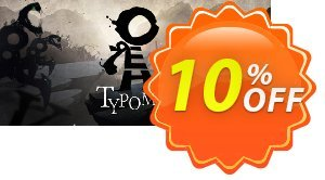 Typoman PC Coupon discount Typoman PC Deal. Promotion: Typoman PC Exclusive offer for iVoicesoft