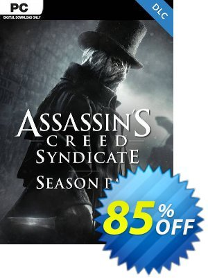 Assassin's Creed Syndicate - Season Pass PC discount coupon Assassin's Creed Syndicate - Season Pass PC Deal - Assassin's Creed Syndicate - Season Pass PC Exclusive offer for iVoicesoft