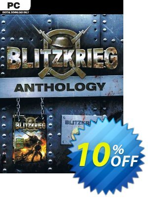 Blitzkrieg Anthology PC Coupon, discount Blitzkrieg Anthology PC Deal. Promotion: Blitzkrieg Anthology PC Exclusive offer for iVoicesoft