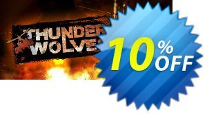 Thunder Wolves PC Coupon discount Thunder Wolves PC Deal. Promotion: Thunder Wolves PC Exclusive offer for iVoicesoft