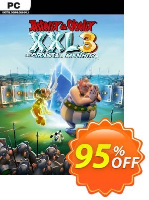 Asterix and Obelix XXL 3 - The Crystal Menhir PC Coupon discount Asterix and Obelix XXL 3 - The Crystal Menhir PC Deal. Promotion: Asterix and Obelix XXL 3 - The Crystal Menhir PC Exclusive offer for iVoicesoft